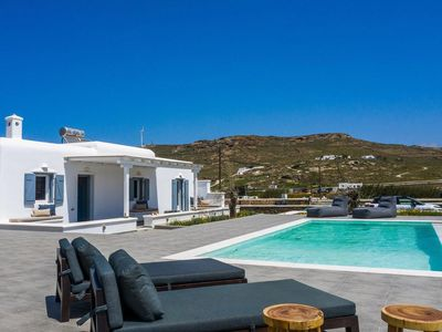 Photo for Villa Chic Mykonos - 4 Bedrooms - Private Pool