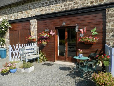 Photo for 3BR Cottage Vacation Rental in Le Guislain, Normandie