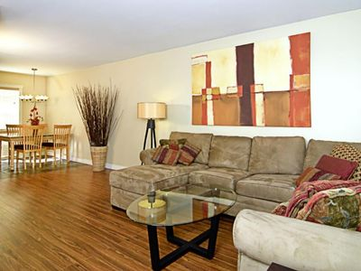 Photo for Camelback Townhouse walk to Scottsdale - WiFi, Cable & W/D - By PADZU