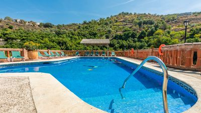 Photo for Holiday villa on the property of an ancient mill, ideal for big groups in the Axarquía