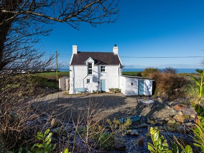 Photo for Tastefully decorated, this charming cottage sits in a peaceful spot just outside the village of Nefy