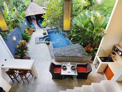 Photo for AkasaDua Villa · Indulge Yourself, Gorgeous 2 bedroom Villa with Private Pool