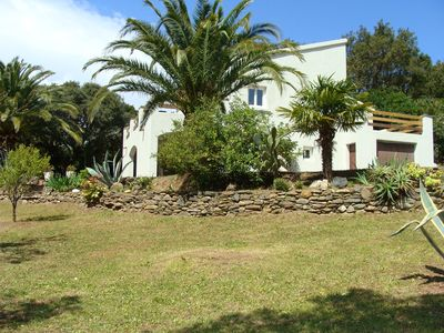 Photo for Top villa with garden 3 minutes walk from the beach