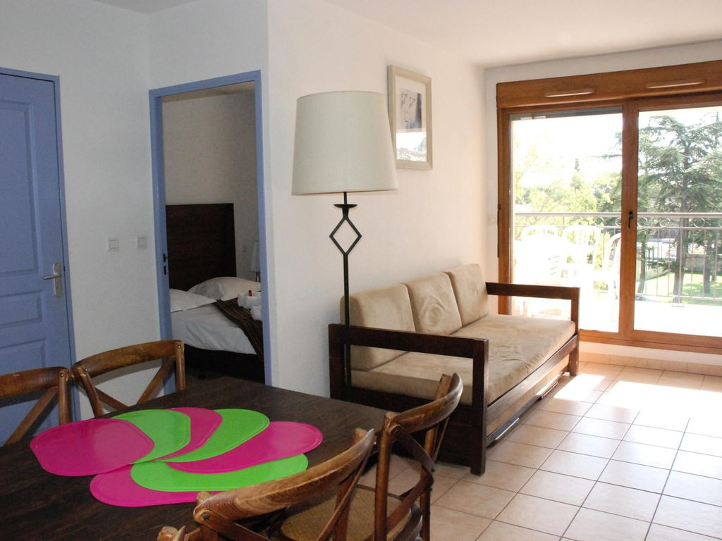 3 Room Flat 3 room apartment 6 pers near the city center - 3 room flat 6 people - uzès