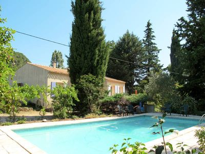 Photo for Vacation home La Rouveyrolle  in Tresques, Nimes and surroundings - 8 persons, 4 bedrooms