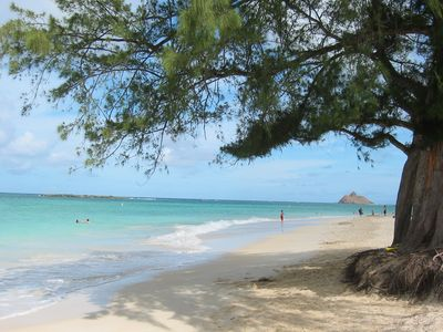Photo for A Walk to the Beach House- Minutes to Kailua Beach and Kailua Town Shops/Dining