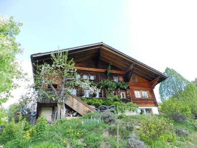 Photo for Apartment Walker's Hus in Gstaad - 4 persons, 2 bedrooms