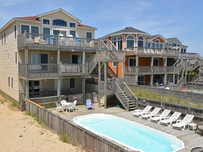 Photo for All the right ingredients for your Oceanfront OBX vacation ! - 011