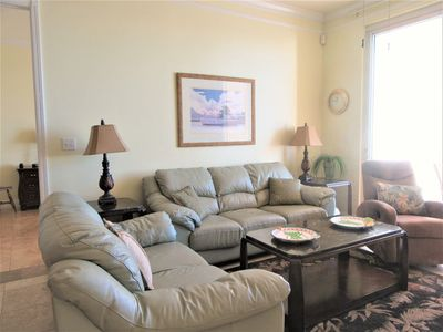 Photo for Avalon Penthouse 3 - Direct Gulf View - King/Queen/Twins/Sofa Sleeper-WIFI