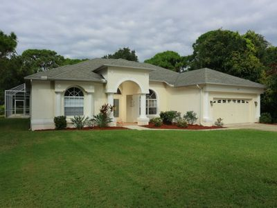 Photo for Beautiful Walk To Beach Home On Large Lot With Huge Pool.