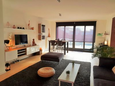 Photo for Cozy Penthouse in Brussels