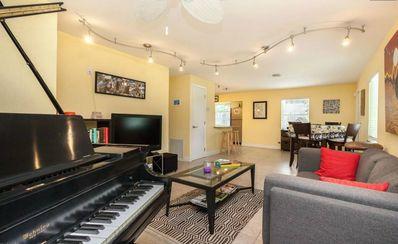Photo for Eclectic Cottage in Multicultural Delray