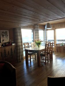 Photo for BEAUTIFUL APARTMENT RENOVATED IN CHALET OF CHARTREUX DISTRICT SOUTH FACING - CHALET DU GOLF