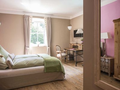 Photo for Double room maple / beech - Waldruhe - bed, breakfast and a smile