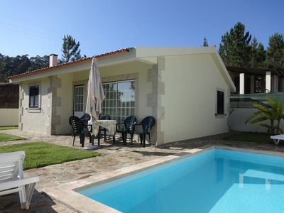 Photo for Holiday house, private pool, 7 minutes from the beach