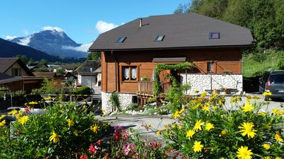 Photo for CHALET THERMESAY / 9 people - summer / winter