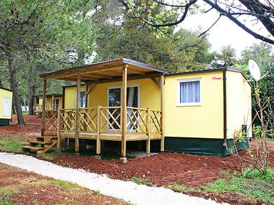 Photo for Vacation home Camping Pineta in Fažana - 6 persons, 2 bedrooms