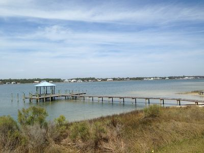 Photo for Little Lagoon waterfront;Beach/watersports;Rates include cleaning&taxes