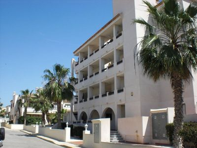 Photo for 91.Wheel Chair Accessible Apartment, Playa Flamenca, Spain -2 Bed - Sleeps 4