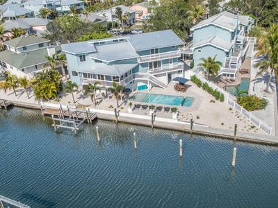 Photo for DRAGONFLY HARBOUR - Authentic Anna Maria with a Splash of Adventure