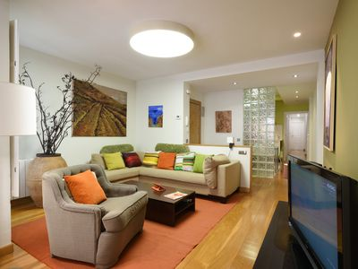 Photo for Logroño Center Apartment - 4 people - Possibility garage