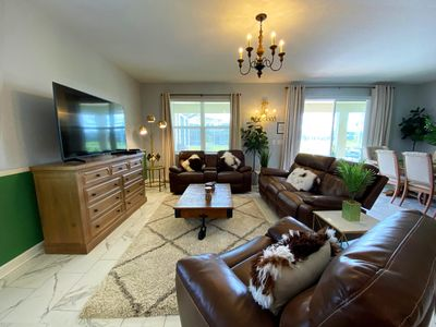 Photo for Beautiful 8  bedroom home in Champions Gate