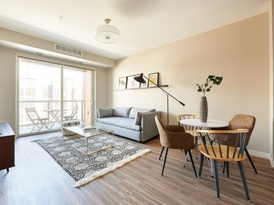 Photo for Sonder | East End | Sunny 1BR + Balcony