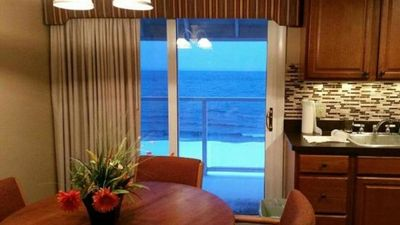 Photo for 2 Bedroom Bay Front Condo On Beautiful Grand Traverse East Bay, Sleeps 8