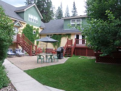 Photo for VACATION RENTAL- SLEEPS UP TO NINE- GOLDEN BC