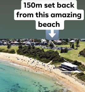 Photo for Brand new house 100m to the beach and across the road from a coffee shop