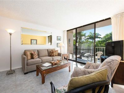 Photo for Pacific Shores A-217 - Budget-Friendly 2-Bedroom Condo across from Kamaole Beach 1