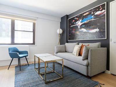 Photo for Sonder | The Nash | Cozy 1BR + Rooftop