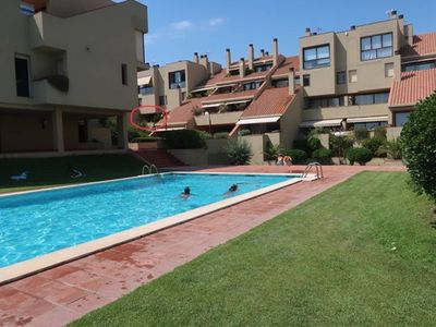 Photo for Villa del Golf Platja Pals. Pool and parking -B21