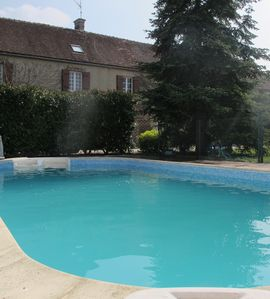 Photo for Beautiful Village House In Lindry, Nr Auxerre, Burgundy