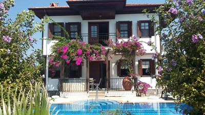 Photo for Villa Yasemin - 3 Bedroom private garden and pool