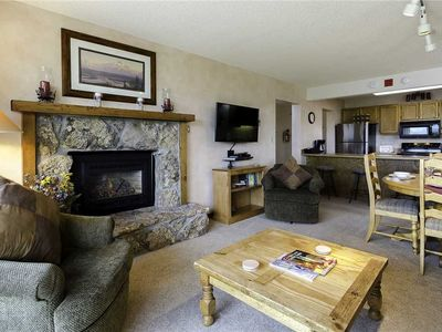 Photo for BT504 by Mountain Resorts: Stunning views ~ Indoor Pool ~ Easy walk to slopes & village