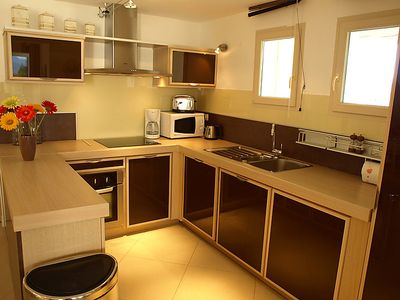 Photo for Vacation home Les Romarins in Saint Saturnin d'Apt - 8 persons, 4 bedrooms