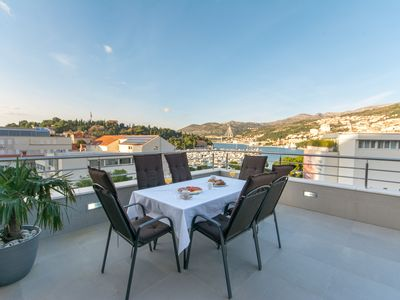 Photo for Marela seaside Dubrovnik central location appartment