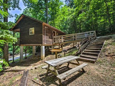 Photo for Cabin Vacation Rental in Bryson City, North Carolina