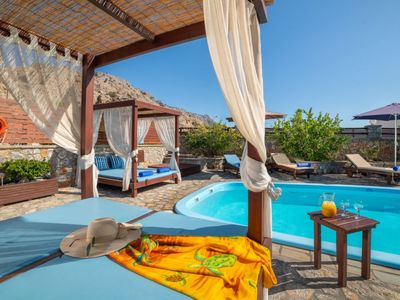 Photo for Vacation home Villa Lothiarika in Lindos - 8 persons, 4 bedrooms