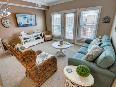 Photo for OBX Dream (Condo) | 608 ft from the beach | Community Pool