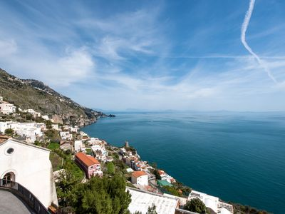 Photo for FLATIRON APP 2 - CHARMING APARTMENT WITH STUNNING SEA VIEW- Sosòre Holiday Homes