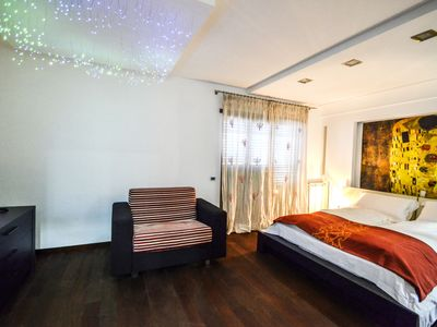 Photo for Apartment Virginia 1 with Private Terrace, Sea View, Air Conditioning and WI-FI