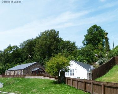 Photo for Surrounded by woodland and rolling hills  yet is only 20 minutes from Cardiff.