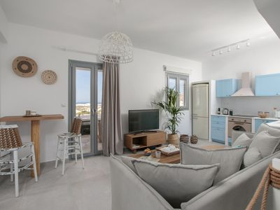 Photo for Balcony Suite - The upper floor of the Villa - Naxos Infinity Villa and Suites