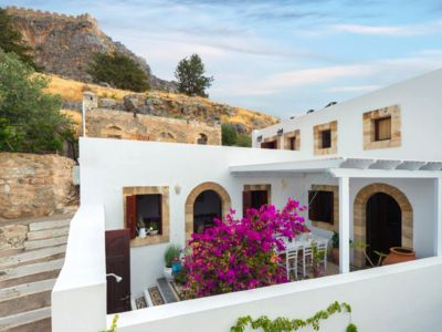 Photo for 2BR House Vacation Rental in Lindos