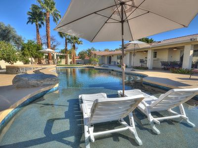 Photo for Large Property With Private Pool and Spa !