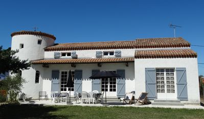 Photo for Large family house 300 meters from the sea
