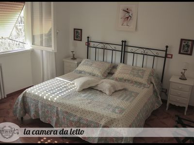 Photo for Rome apartment in the area Tuscolana - Quadraro beautiful terrace