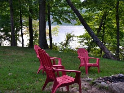 Photo for Waterfront lakehouse on Nolin Lake near Mammoth Cave